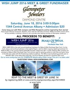 WishJump Meet and Greet Flyer
